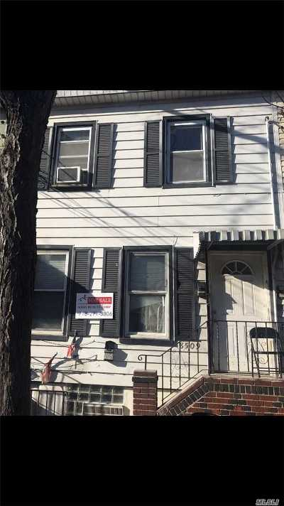 Ozone Park Multi Family Home For Sale: 85-09 97th Ave