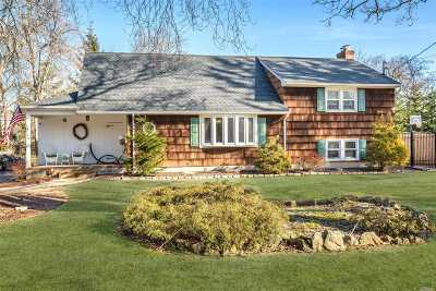 East Islip Single Family Home For Sale: 175 Bayview Ave