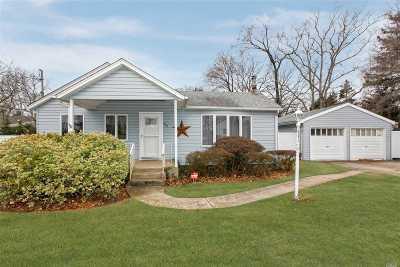 Nesconset Single Family Home For Sale: 432 S Lake Ave