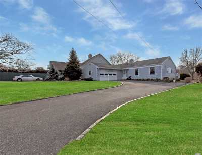 Greenport Single Family Home For Sale: 1010 Maple Ln