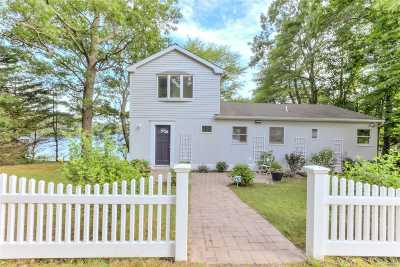 Southampton Single Family Home For Sale: 60 Little Fresh Pon Rd