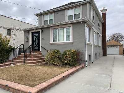 Cedarhurst Single Family Home For Sale: 316 Argyle Rd