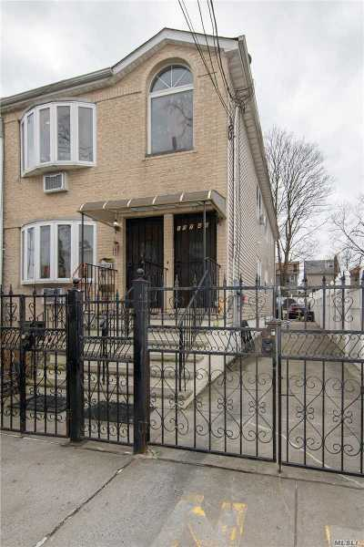 Jamaica Multi Family Home For Sale: 107-46 164th Pl