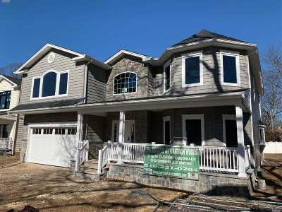 Wantagh Single Family Home For Sale: 3563 Manchester Rd