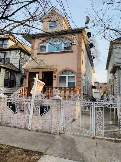 Jamaica Multi Family Home For Sale: 143-04 Ferndale Ave