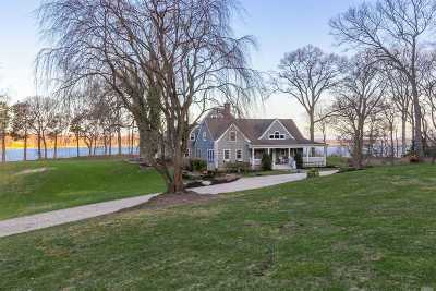 Head Of Harbor Single Family Home For Sale: 1 Piper Ln