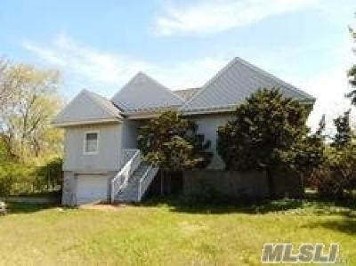 Southampton NY Single Family Home For Sale: $499,000