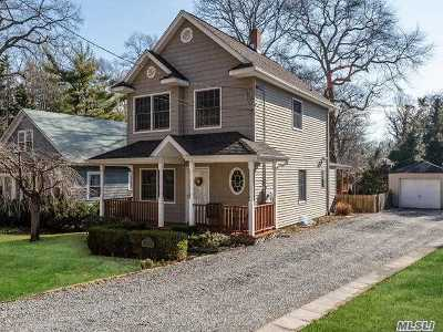 Locust Valley Single Family Home For Sale: 54 Cedar Ave