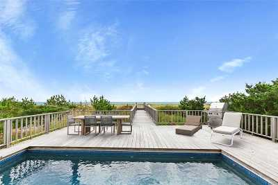 Westhampton Bch Single Family Home For Sale: 107 Dune Rd