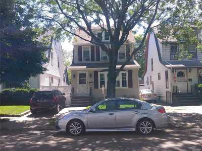 Bellerose, Glen Oaks Single Family Home For Sale: 89-11 Gettysburg St