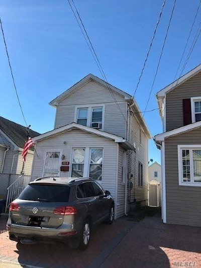 Ozone Park Single Family Home For Sale: 132-14 86th St