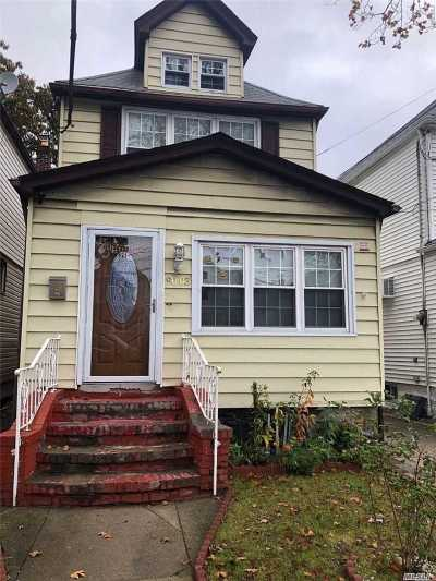 Queens Village Single Family Home For Sale: 90-03 214th Street