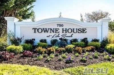 Lido Beach Condo/Townhouse For Sale: 750 Lido Blvd #71B
