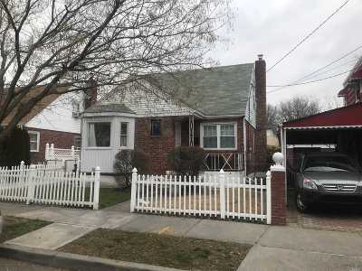 Jamaica Single Family Home For Sale: 145-23 177th Pl