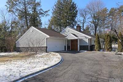 Roslyn Single Family Home For Sale: 24 Pasture Ln