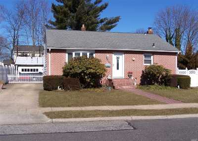 Hicksville Single Family Home For Sale: 36 Michigan Dr