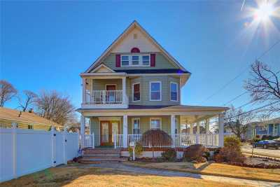 Lynbrook Single Family Home For Sale: 88 Union Ave