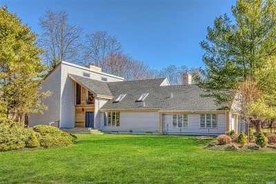 East Moriches Single Family Home For Sale: 17 Inlet View Path