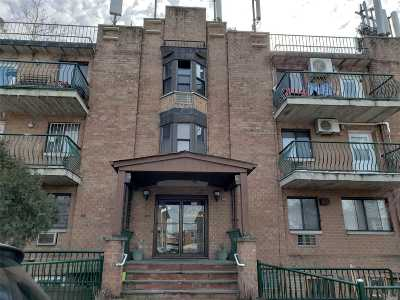 Flushing Condo/Townhouse For Sale: 130-14 60 Ave #1C