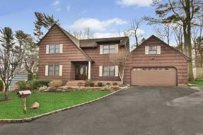 Oyster Bay Single Family Home For Sale: 918 The Concourse