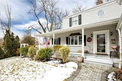 Great Neck Single Family Home For Sale: 10 Hampton Ct
