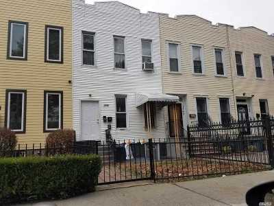 Brooklyn Multi Family Home For Sale: 1745 Dean St