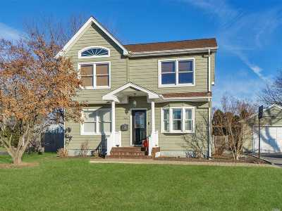 West Islip Single Family Home For Sale: 345 Carnation Rd
