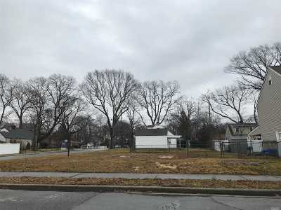 Massapequa Residential Lots & Land For Sale: 2 Pennsylvania Ave