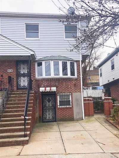Whitestone NY Single Family Home For Sale: $925,000