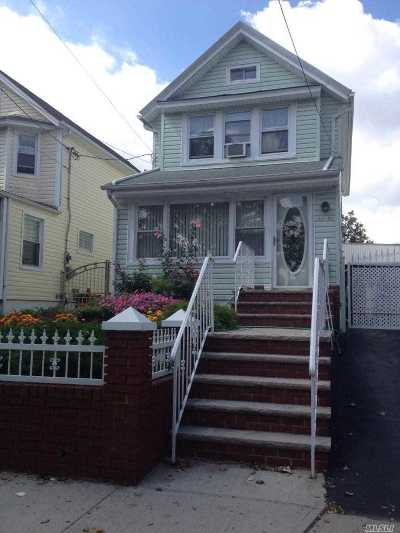 Queens Village Single Family Home For Sale: 93-42 208 St