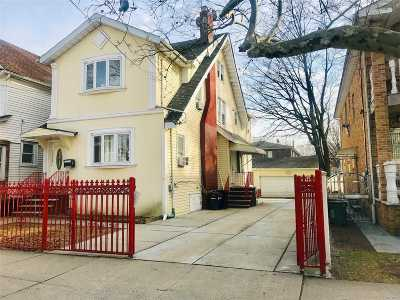 Flushing Multi Family Home For Sale: 162-26 75 Ave