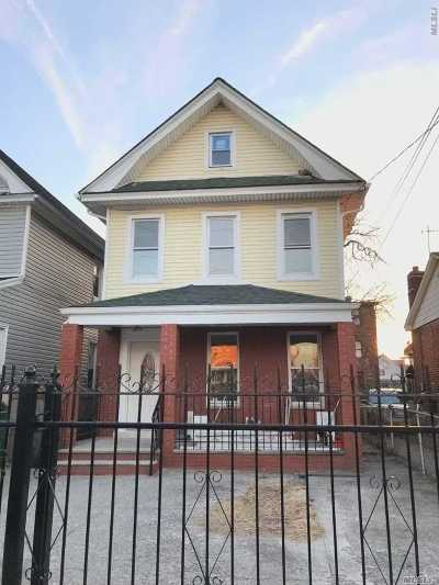 Brooklyn Single Family Home For Sale: 1178 Remsen Ave