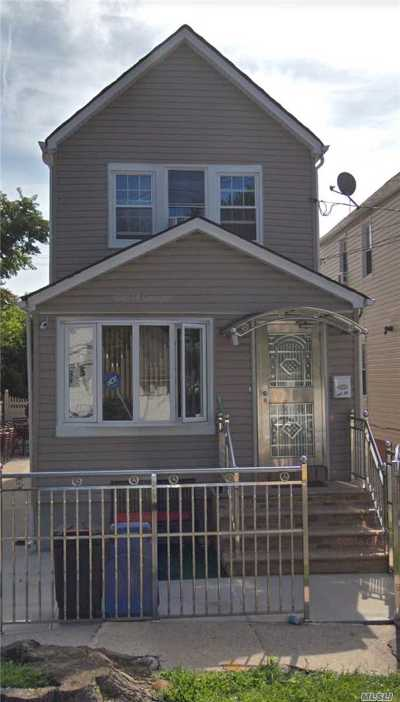 Jamaica Single Family Home For Sale: 111-14 160th St