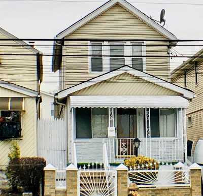 Jamaica Single Family Home For Sale: 128-12 150th St
