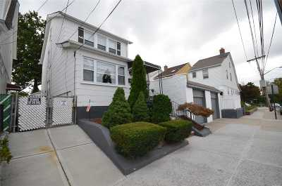 Flushing Single Family Home For Sale: 158-12 59th Ave