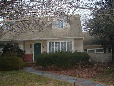 Lindenhurst Single Family Home For Sale: 354 Lido Pky