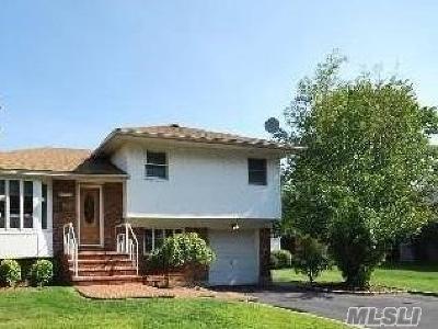Farmingdale, Hicksville, Levittown, Massapequa, Massapequa Park, N. Massapequa, Plainview, Syosset, Westbury Single Family Home For Sale: 27 Parkdale Dr
