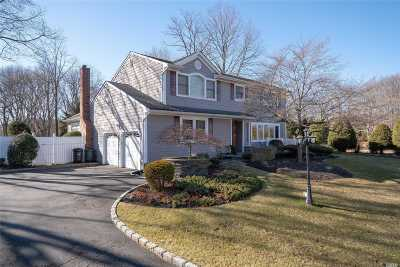 Smithtown Single Family Home For Sale: 19 Lonni Ln