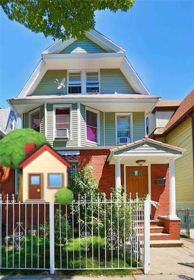 Flushing Multi Family Home For Sale: 94-11 41st Ave