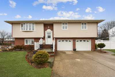 Massapequa Single Family Home For Sale: 209 N Hickory St