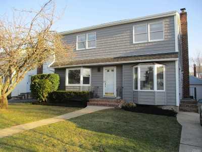 Merrick Single Family Home For Sale: 231 Bushwick Ave