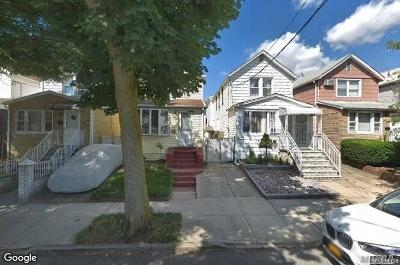 Ozone Park Multi Family Home For Sale: 107-64 107th St