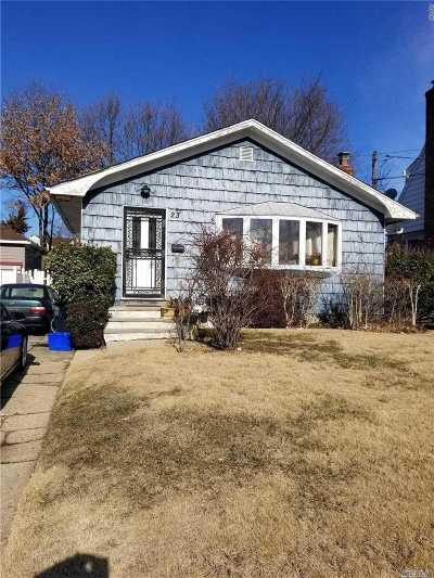 Hempstead Single Family Home For Sale: 23 Allen St