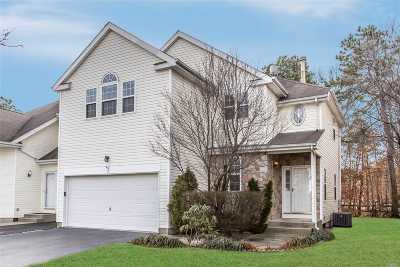 S. Setauket Condo/Townhouse For Sale: 47 Sunflower Ridge Rd