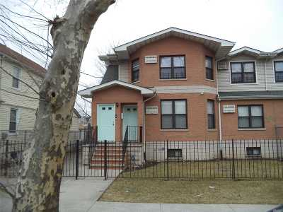 Jamaica Multi Family Home For Sale: 149-17 115 Ave