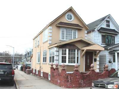 Jamaica Single Family Home For Sale: 106-20 142nd St