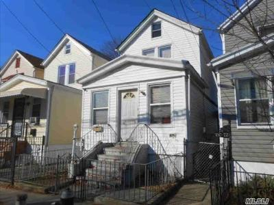 Jamaica Single Family Home For Sale: 150-71 116th Dr