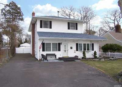 Patchogue Single Family Home For Sale: 101 Conklin Ave