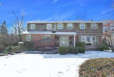 Dix Hills Single Family Home For Sale: 6 Clayton Dr