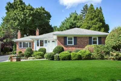 Syosset Single Family Home For Sale: 13 Preston Ln